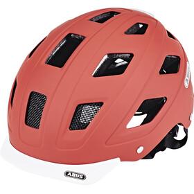 ABUS Hyban - Casco de bicicleta - rojo